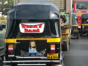 The Auto Rickshaw Diaries